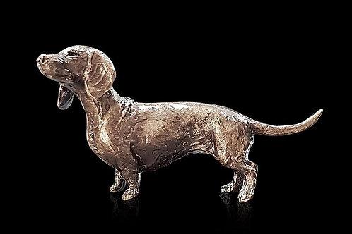Dachshund Bronze Miniature