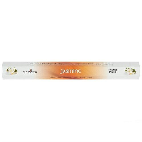 Elements Jasmine Incense Sticks