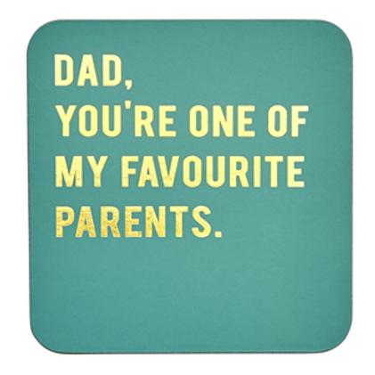 Dad...Coaster