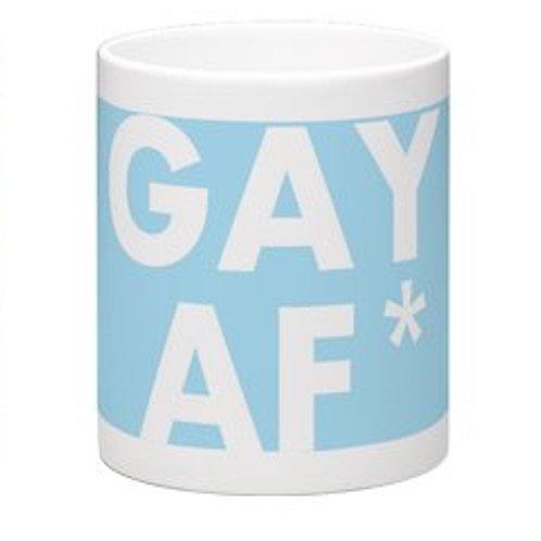 GAY AF Mug