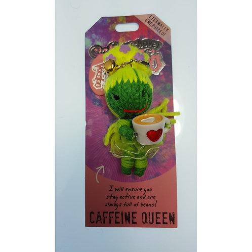 Caffeine Queen Watchover Voodoo Doll