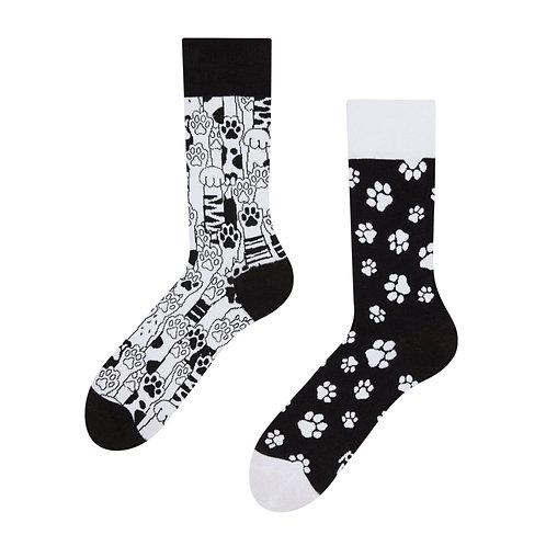 Cat Paws Good Mood Socks