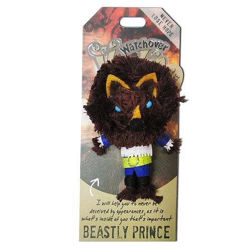 Beastly Prince Watchover Voodoo Doll