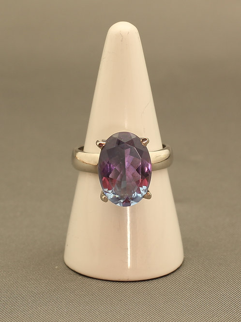 Lavender Alexite Ring