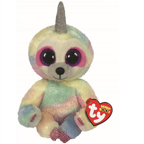 Cooper the Sloth-icorn Ty Beanie Boo