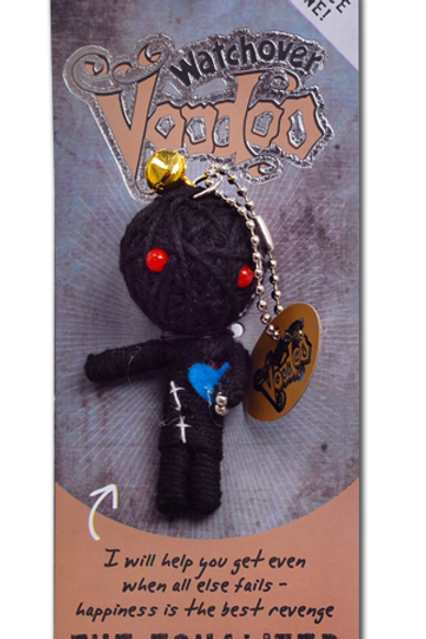The Equalizer Watchover Voodoo Doll