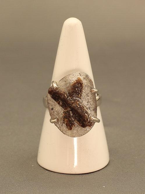 Staurolite Ring