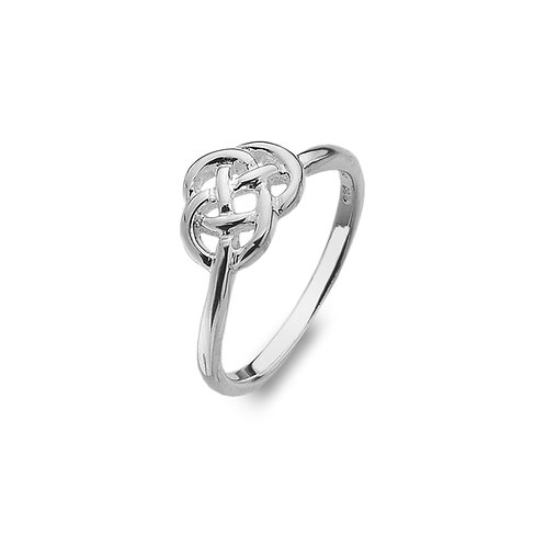 Celtic Love Knot Ring