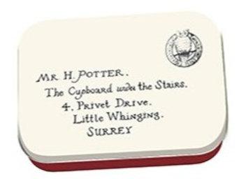 Hogwarts Letter Mini Tin