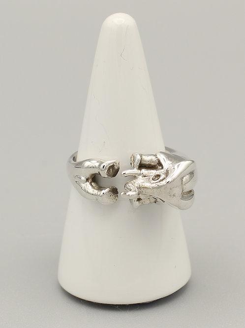 Elephant Wrap-around Ring