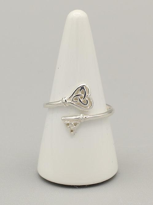 Celtic Key Ring