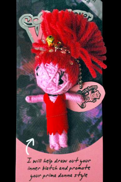 The Diva Watchover Voodoo Doll