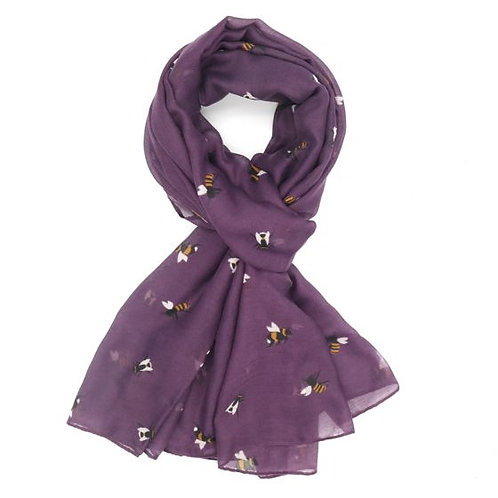 Busy Bees Scarf