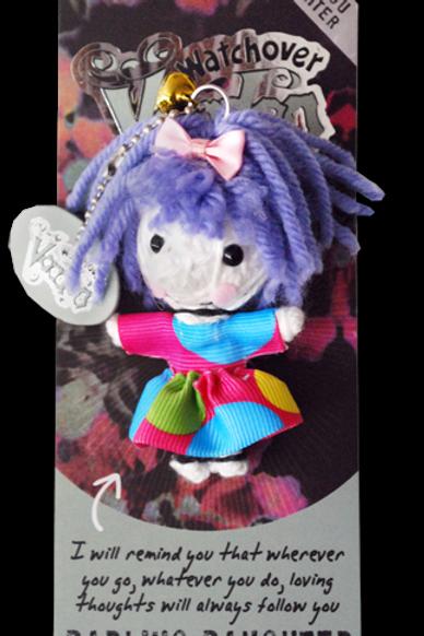 Darling Daughter Watchover Voodoo Doll