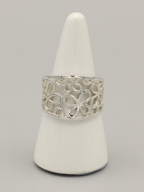 Butterfly Design Ring