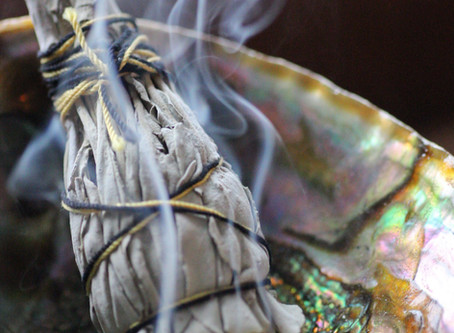 Sage Smudging: What it does and how to do it.