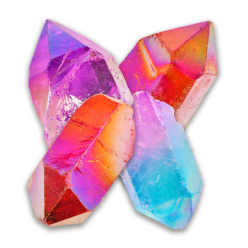 Aura Crystal Points