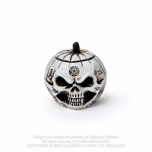 Pumpkin Skull Miniature