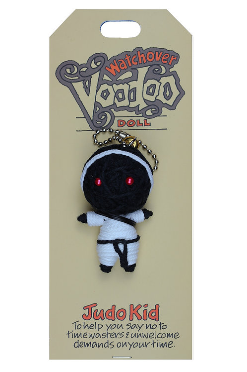 Judo kid Voodoo Doll