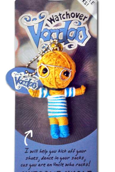 Awesome Uncle Watchover Voodoo Doll