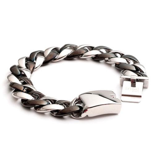 Chunky Stainless Steel Bracelet