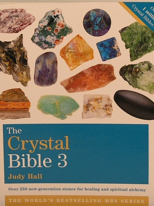 The Crystal Bible vol.3