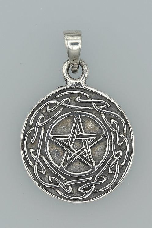 Celtic Pentacle Pendant