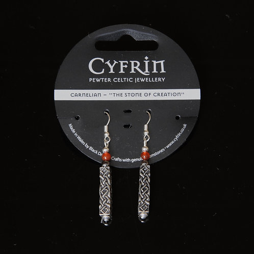 Cyfrin Celtic Earrings 10 Varieties