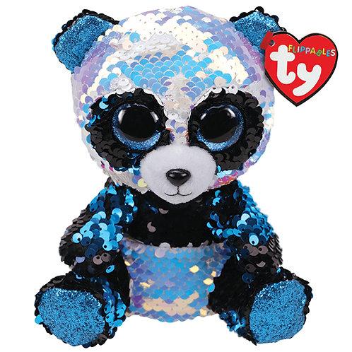 Bamboo the Panda Flippable Ty Beanie Boo