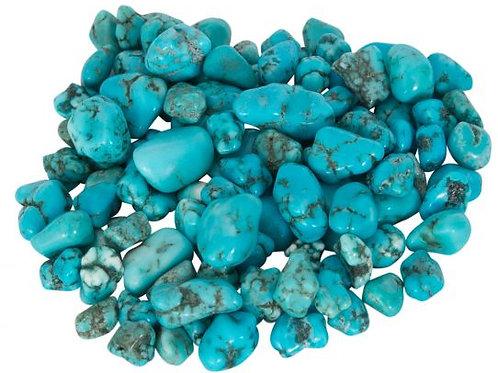 Sleeping Beauty Turquoise Tumblestone