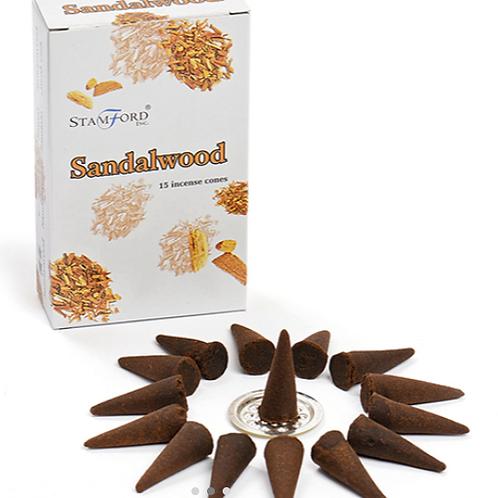 Stamford Sandalwood Cones