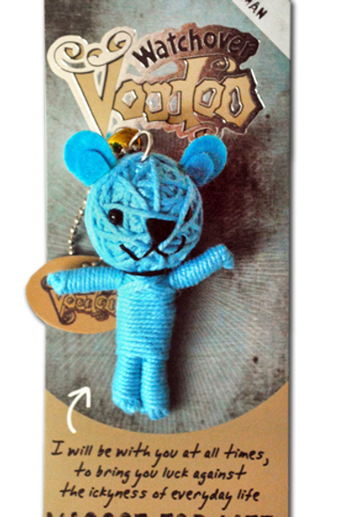 Mascot for Life Watchover Voodoo Doll