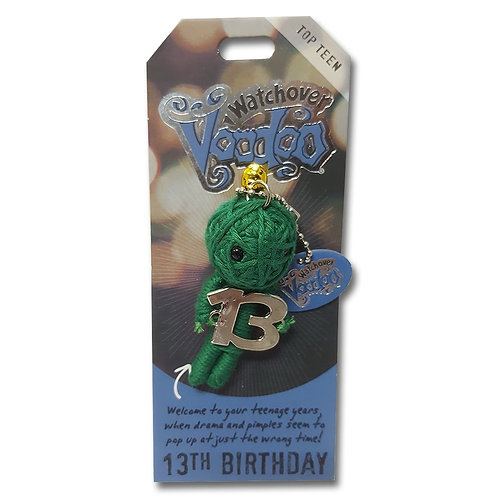13th Birthday Watchover Voodoo Doll