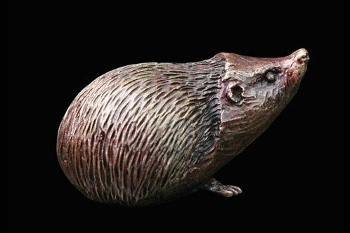 Hedgehog Bronze Miniature