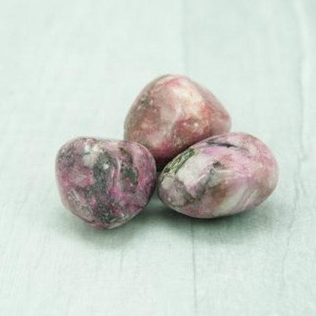 Cobalto Calcite Tumblestone