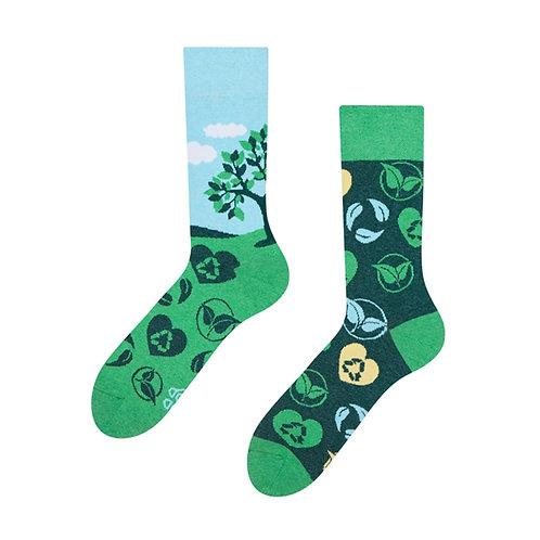 Recycle Good Mood Socks