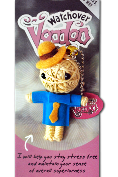 The Boss Watchover Voodoo Doll