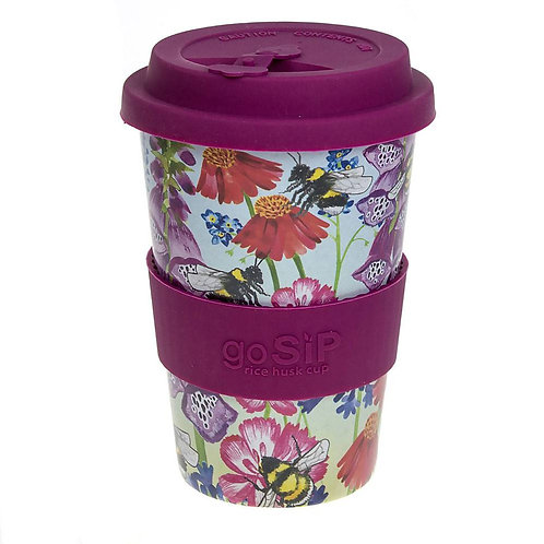 Busy Bees Rice Husk Cup