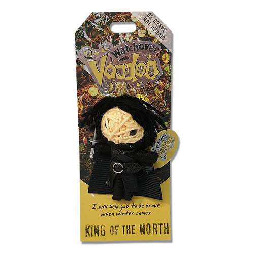 King of the North Watchover Voodoo Doll
