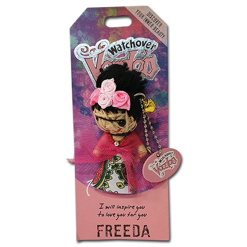 Freeda Watchover Voodoo Doll
