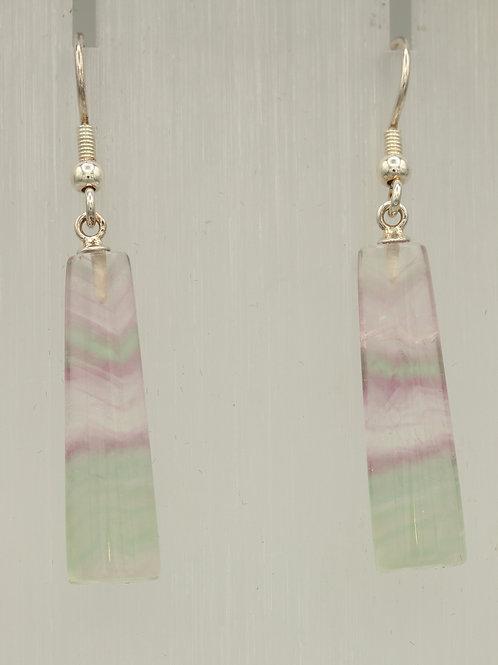 Flourite Earrings