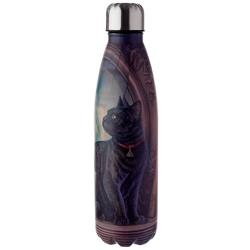 """Absinthe"" Water Bottle by Lisa Parker"