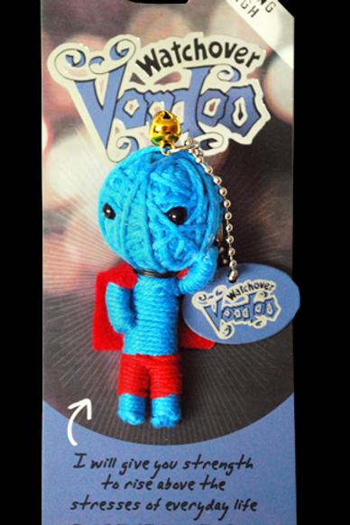 Super Boy Watchover Voodoo Doll