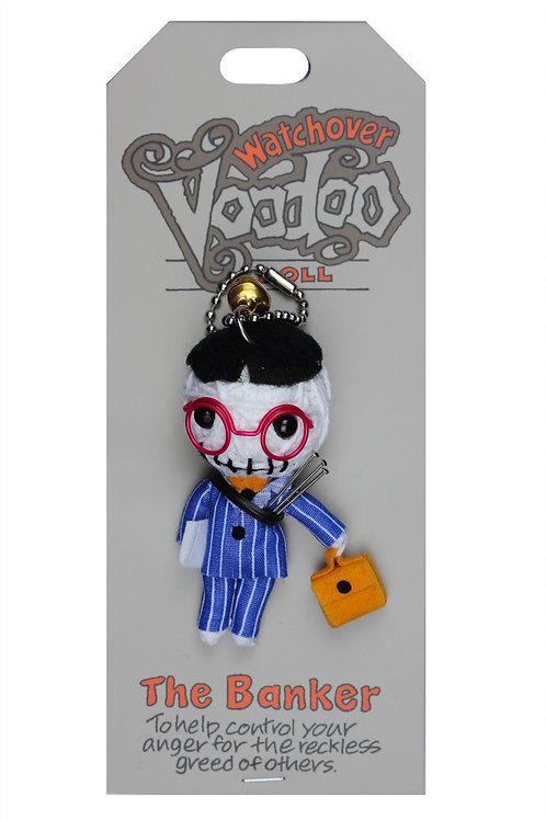 Banker Voodoo Doll