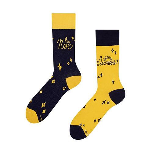 Harry Potter Lumos & Nox Socks