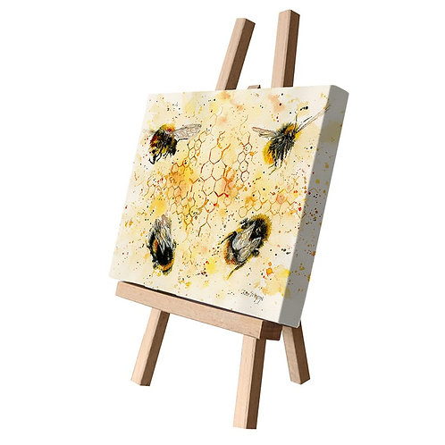 The Honeyzz Canvas Cutie