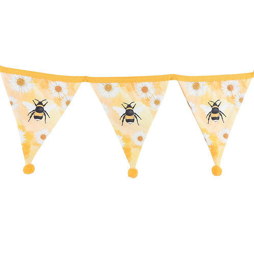 Daisy and Bee Bunting