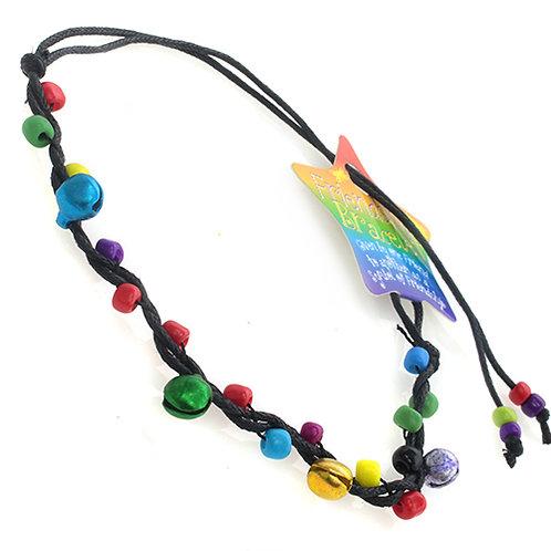 Friendship Bracelets with Bells