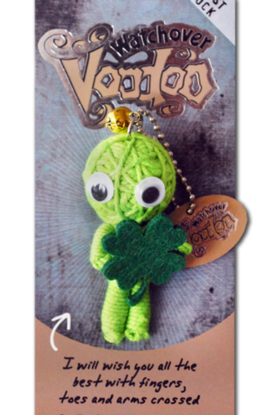 Good Luck Watchover Voodoo Doll