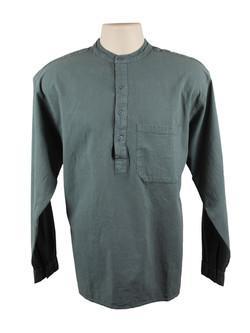 Grey Grandad Shirt